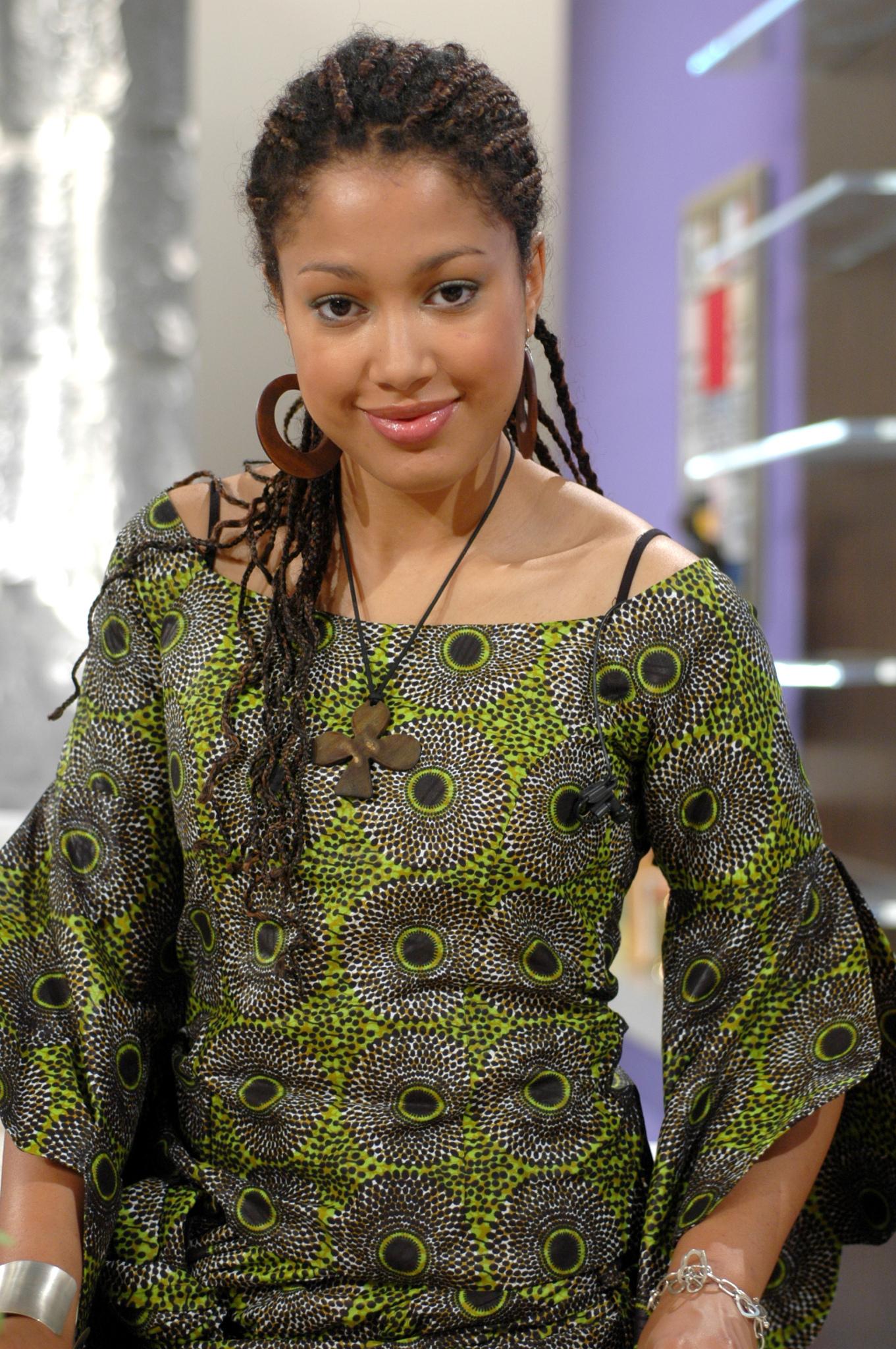 Zdjęcie z początków kariery Patricii